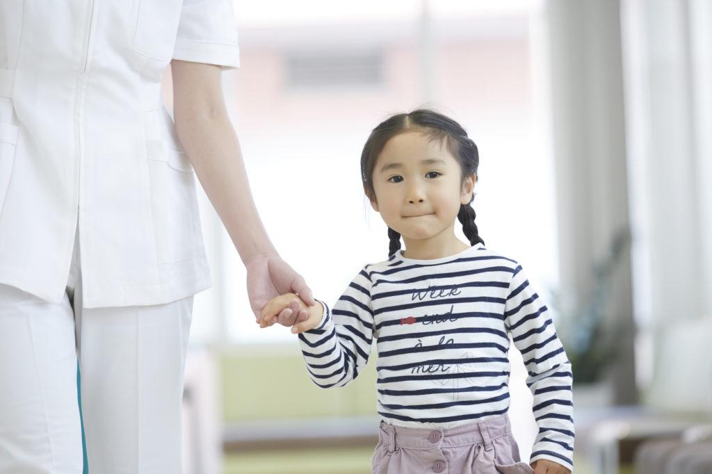 蕁麻疹_子ども