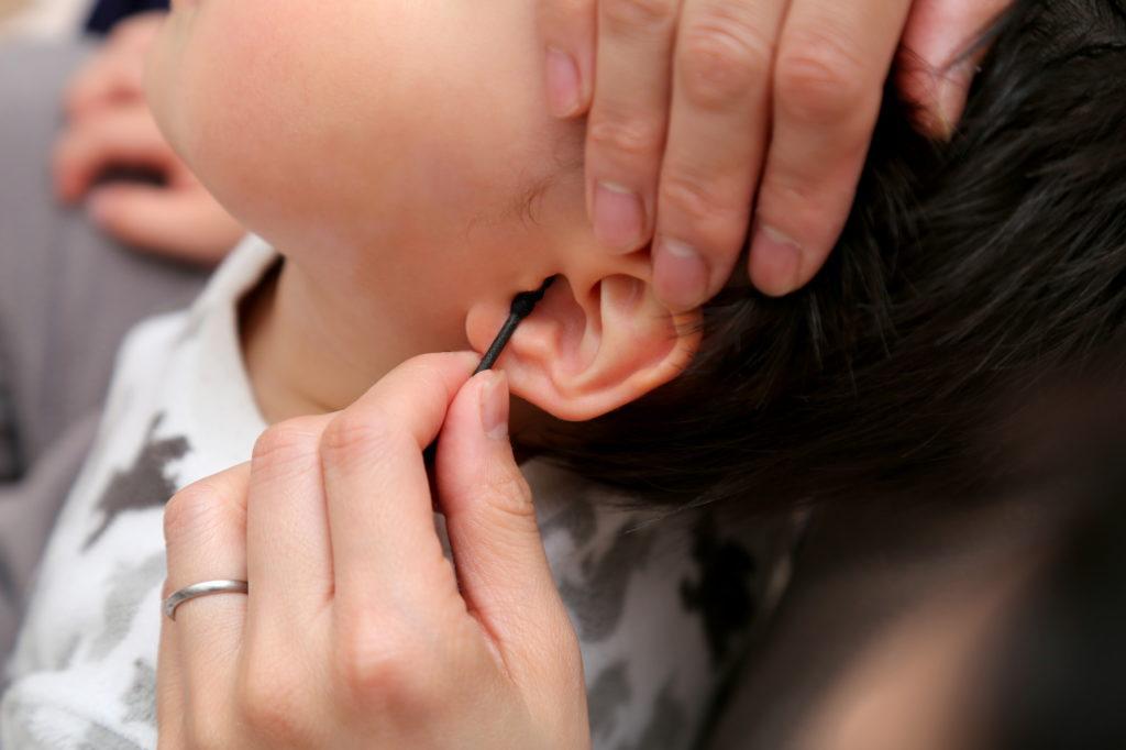 耳鼻いんこう科