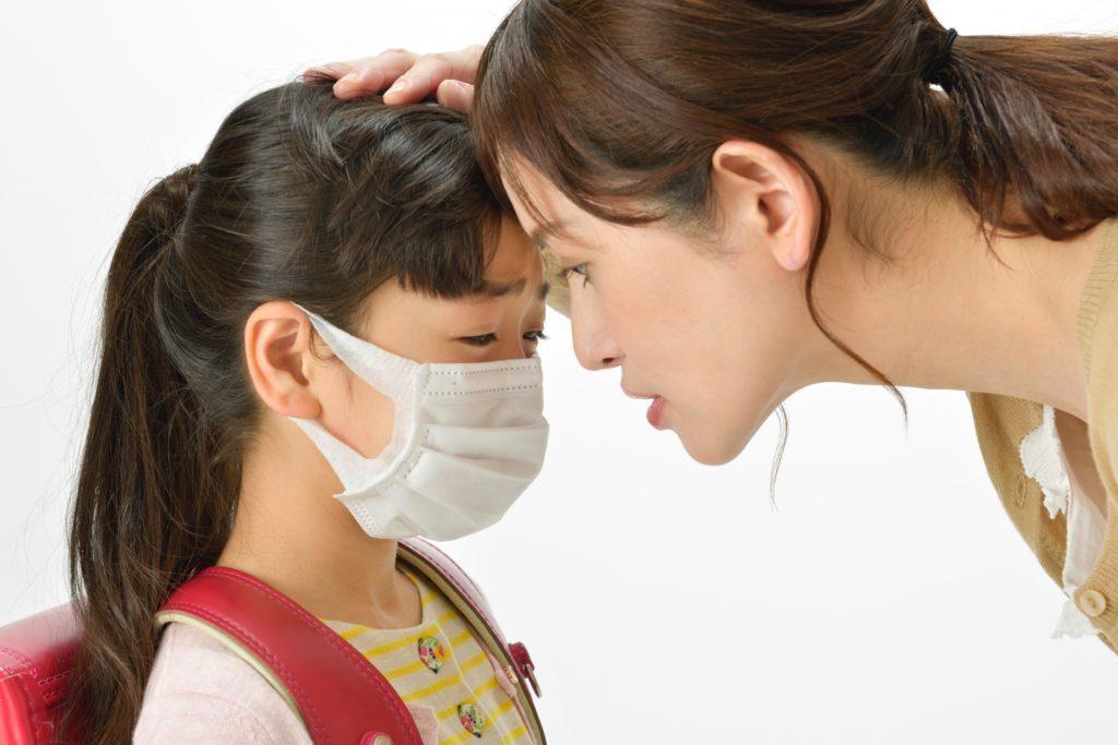 感染 症 停止 溶連菌 出席